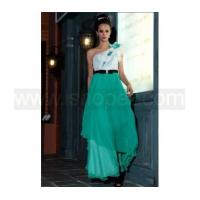 Cheap Fresh green formal evening homecoming dress for sale