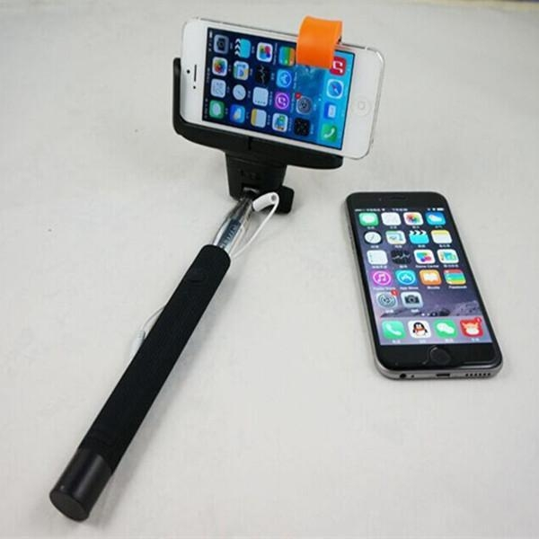 selfie stick original kjstar cable wire wholesale selfie stick monopod for iphone android of hlc. Black Bedroom Furniture Sets. Home Design Ideas