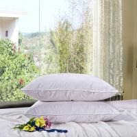 Buy cheap Tianling Textile   Pair down and feather cotton pillows from wholesalers