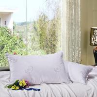 Buy cheap Tianling Textile   Printing down and feather cotton pillow from wholesalers