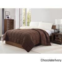 Buy cheap Sides different colour soft down alternative blanket from wholesalers