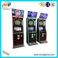 2015 Arcade game machine coin operated electronic dart game machine, dart game MT-A002