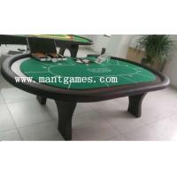 Cheap high quality hot sellling casino poker gambling game table for 10 players type T006 for sale