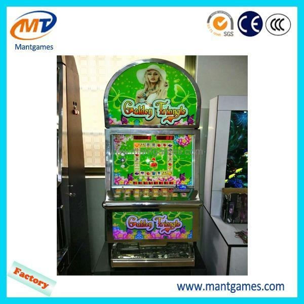 slot machine manufacturers