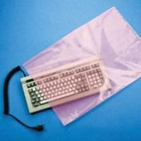 Cheap Pink Anti-Static Flat Bags for sale