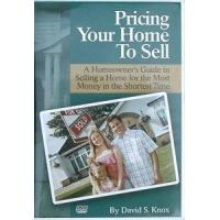 China DVD012 - David Knox - Pricing Your Home To Sell DVD on sale