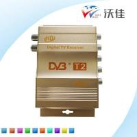 Buy cheap mobile digital tv receiver car DVB-T2 for Russia,Romania from wholesalers