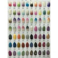 China Eagle head glitter tip color chart on sale
