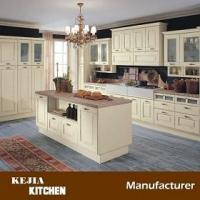 Cheap solid wood kitchen cabinet 5 wholesale