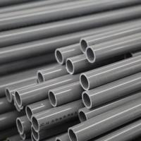 Cheap Water supply PVC-U water pipes for sale