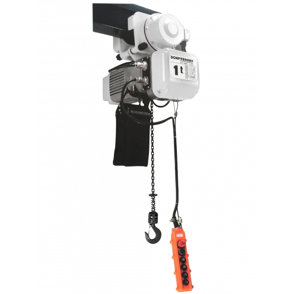 Electric Chain Hoist Cxs Series Hoist Running Type With