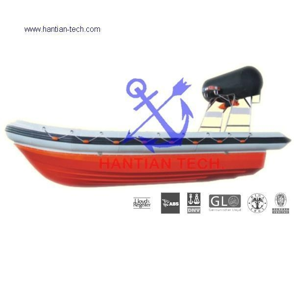 Quality Inflatable fender rigid fast rescue boat wholesale