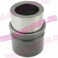 Cheap Demountable Carburized Hardened Steel Ball Bearing Guide Bushings with Crossed Oil Grooves for sale