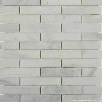 Buy cheap Marble Mosaic Tile China statuary marble big brick tile from wholesalers