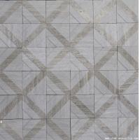 Buy cheap Marble Mosaic Tile Light wood grain marble mosaic mix grey from wholesalers
