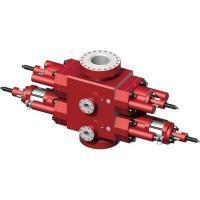 Cheap U type Well Head Equipment , Single / Double Ram Blowout Preventer for sale