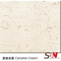 Buy cheap Import marble Canarian Cream from wholesalers