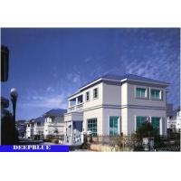 Buy cheap European Style Prefabricated Villa / High Quality Light Steel Fame House from wholesalers