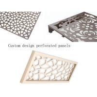 Cheap 2015 hot selling perforated panel for sale