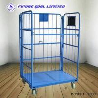 Folding Roll Container / Logistics Cargo Trolley / Warehouse Trolley