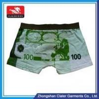 China Plus Size high quality briefs in cotton , boxer briefs , mens briefs on sale