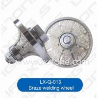 Cheap Diamond tools Braze welding wheel wholesale