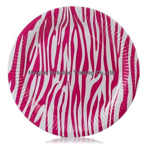 Party decoration set paper plates dpp 007 of nbsolution for Decoration 007