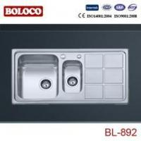 Cheap italy kitchen sinks BL-892 for sale