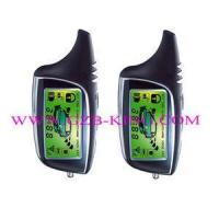 Cheap 5000M Two Way LCD Car Alarm for sale