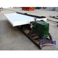 Cheap Ore Beneficiation Equipment Shaking Table for sale