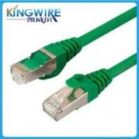 Customized cat5 cat5e cat6 cat6a utp patch cable