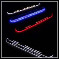 China bmw f30 f35 led door sill plate on sale