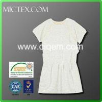Cheap Dresses Ruffled little raglan sleeve girl_s Jersey t-shirt dress OEM, OEKO-TEX,ISO9001 for sale