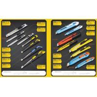 China Hand tool set snap-off blade cutters on sale