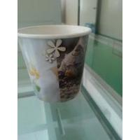 Cheap paper flower pot Custom Print Flower Pot for sale