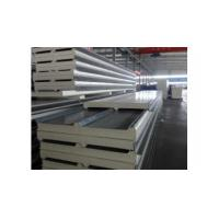 Cheap Profiled steel sheets Polyurethane sandwich panel for sale