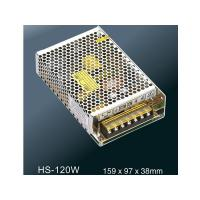Cheap HS-120W series compact single switching power supply for sale