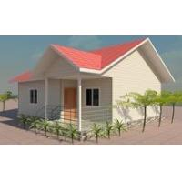 China sandwich panel,steel Material and House,Hotel Use rock wool sandwich panel prefab houses on sale