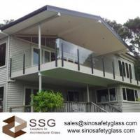 Glass Balcony Balustrade Glass