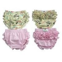 Cheap Fashion style floral bloomers high quality toddler girls bloomers high quality ruffle bloomers for sale