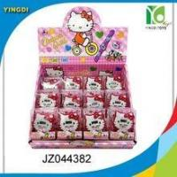 Cheap Candy toys Multi Color Clock Small Toys And Candy Inside for sale