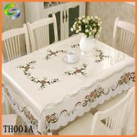 Cheap INDEPENDENT PVC TABLE CLOTH pvc table cloth in roll for sale