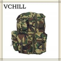Cheap Outdoor Products Camo Army waterproof backpack for camping travelling climbing hiking for sale