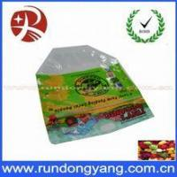 Cheap Fruit bag Printed new design friut packing bag for sale