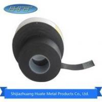 Cheap black high voltage waterproof self fusing rubber tape for sale