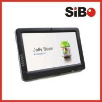Cheap SIBO Surface Mount And Flush Mount Android Industrial Panel PC With RS232/RS485 for sale