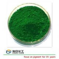 Cheap hot sale color pigments iron oxide green 5605 for paver for sale