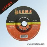 glass abrasive marble grinding and cutting disc