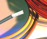 Cheap Flat Silicone Rubber Cable for sale