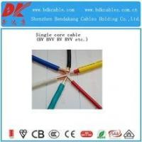Cheap Copper Conductor House Wiring Cheap Building Cable for sale